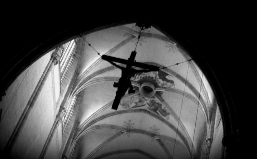 Kreuz im Ulmer Münster