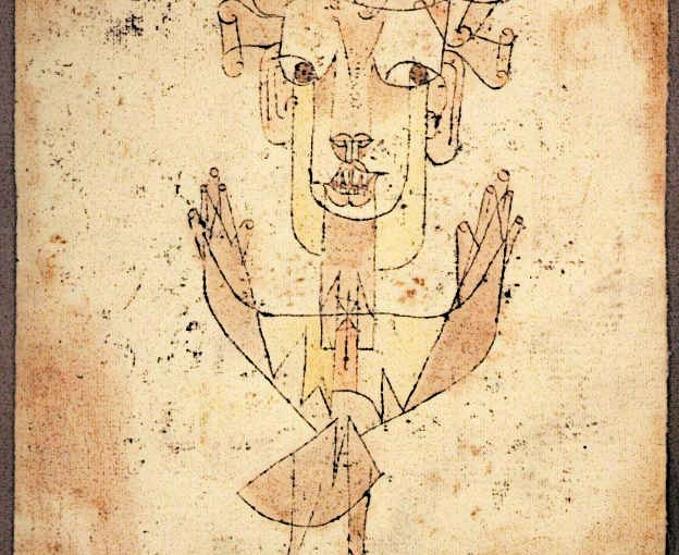 Paul Klee: Angelus Novus