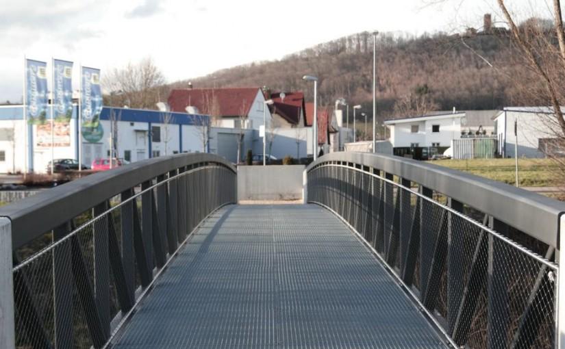 Östlichere Filsbrücke in Süßen