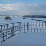 Balkonbild vom 29.12.2004