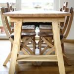 Symmetrie, Sitzpolster, Stühle, Stabverleimung