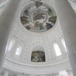 St. Blasien von innen: Kuppel