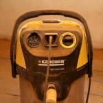 Arbeitstier beim Schleifen: Kärcher WD5.600 MP