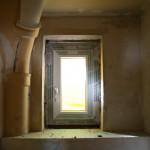 Neues Klo-Fenster (Bullauge)