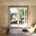 Wohnzimmer, Fenster zur Welt