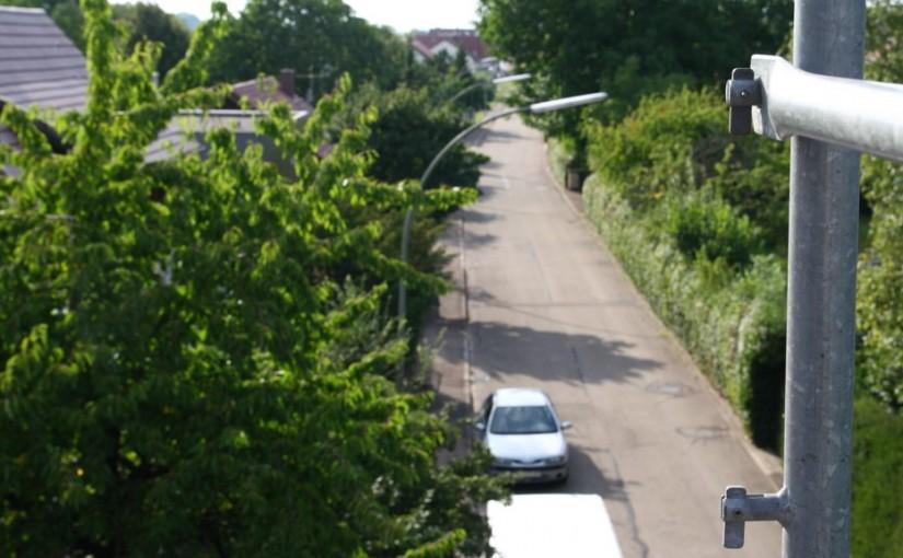 Stahlstraße, Arbeitshöhe