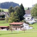 Sportplatz und Sportheim