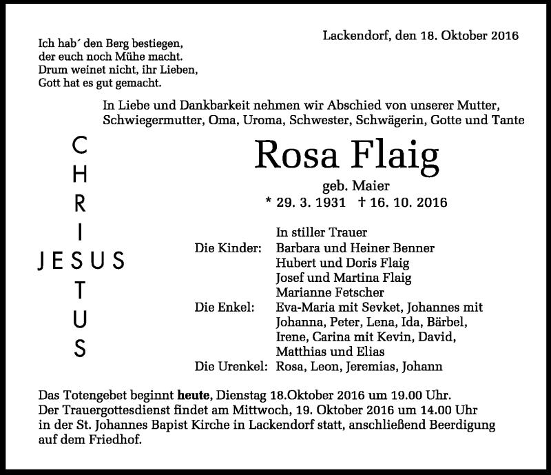 Rosa Flaig